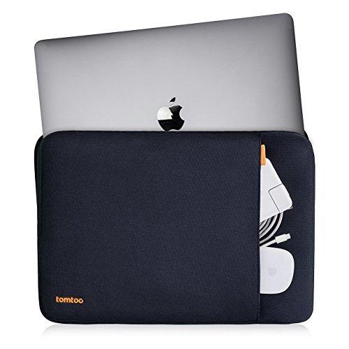 tomtoc 360 ° protective laptop sleeve case funda para el nue