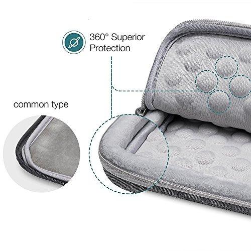 tomtoc 360 ° protective sleeve para 15 pulgadas nuevo macboo