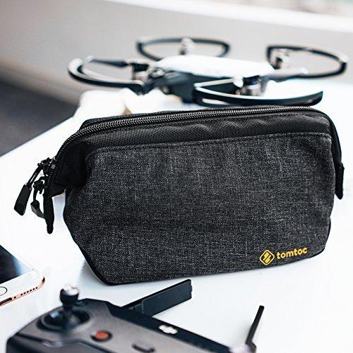 tomtoc laptop accesorio bolsa bolsa organizador, electrónica
