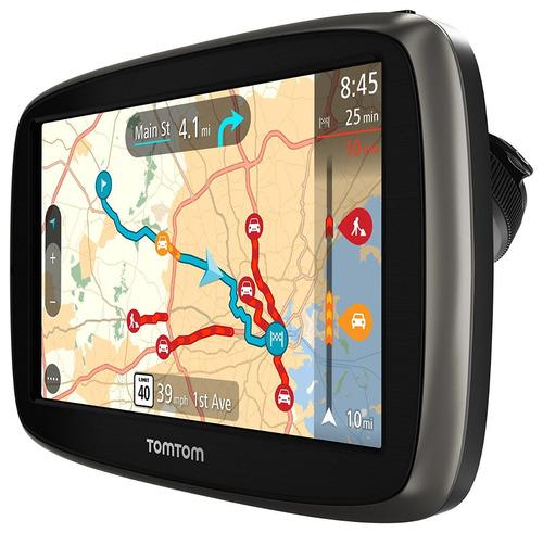 tomtom go 50 s portable gps de vehiculos mapas en 3d