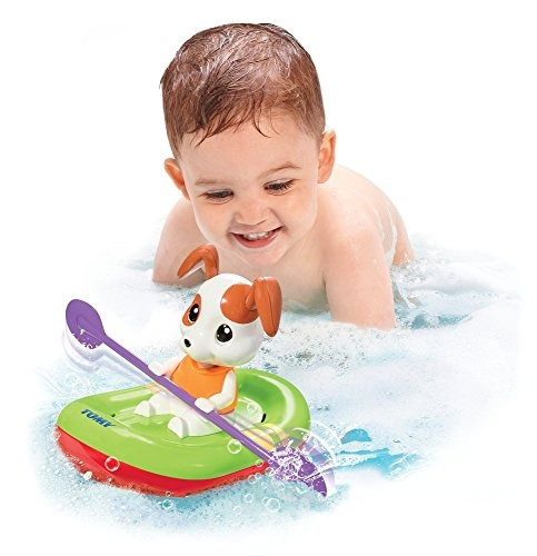 tomy bath paddling puppy