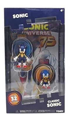 tomy sonic coleccionista serie 2 figura pack con comic,