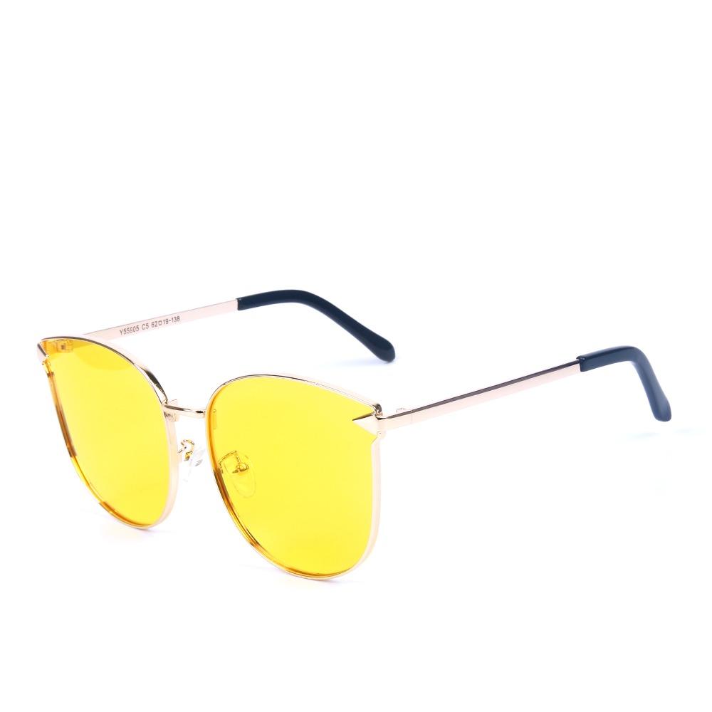 8e5cc0fd95 tomye nuevo metal arrow gato ojo polarizados gafas de sol pa. Cargando zoom.
