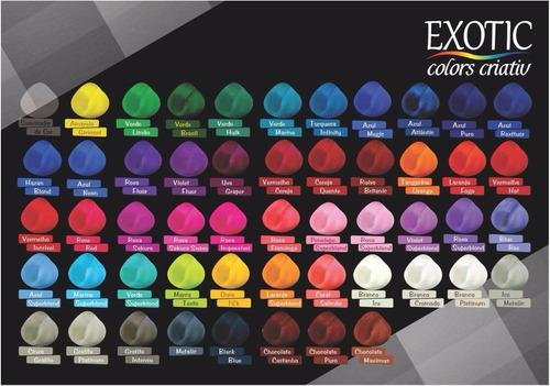 tonalizante exotic color