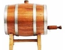 tonel | barril | de carvalho europeu 3 llitros + fretegratis
