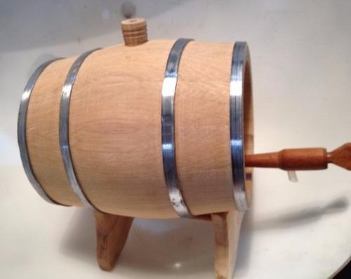 tonel | barril | de umburana | amburana | cerejeira 1 litro