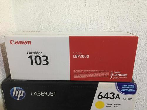 toner 103 canon lbp3000