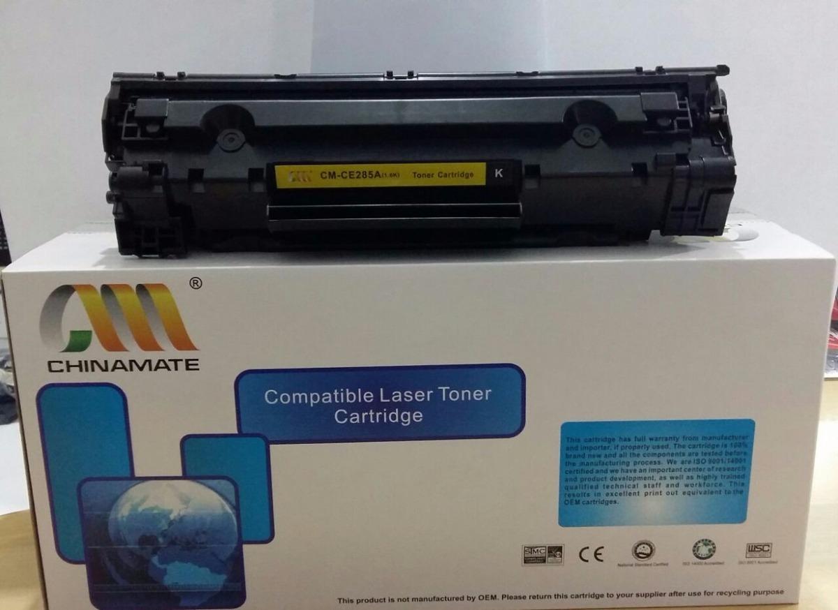 Toner 285a 85a P1102 M1132 Hp Compativel Original Chinamate R 38 Laserjet Compatible Carregando Zoom