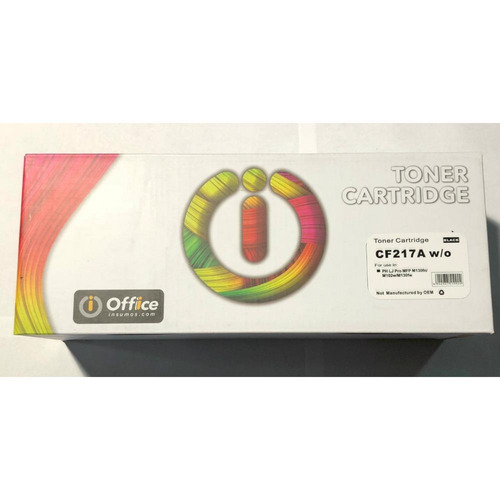 toner alternativo office 217a hp sin chip