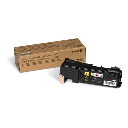 toner amarillo p/ ph 6500/ 6505xer-to-106r1600 upc: 0952058