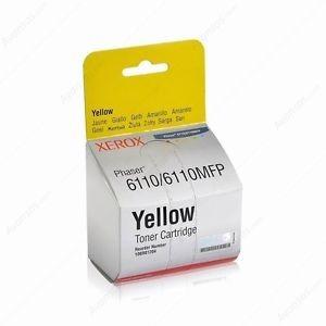 toner amarillo xerox phaser 6110mfp 106r1204