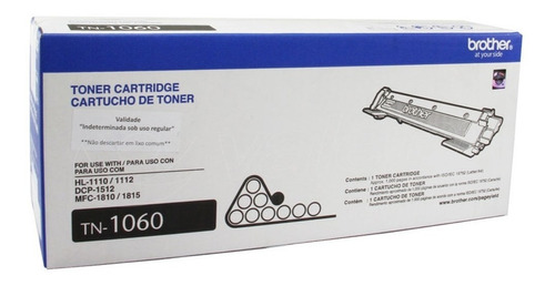 toner brother original tn1060 hl1110/1112 mfc1815 1512 1617