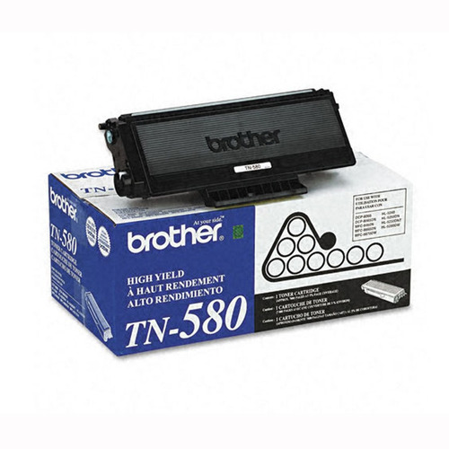 toner brother tn-580 tn580  dcp8060 dcp8065dn hl5240 hl5250d