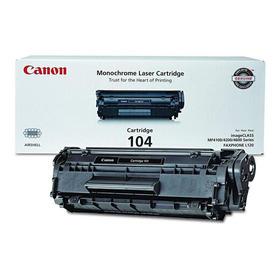 Toner Canon Cartridge 104 Negro