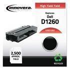 toner cartridge,black,dell,max.page 2500 innovera ivrd1260