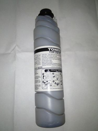 toner cartucho ricoh af 350/345/340/450/450 grup 3100d/3200d