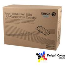 Toner Xerox Workcentre 3550 106r01531 Negro