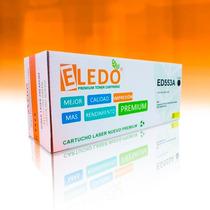 Toner Genérico Eledo Compatible Con Hp Ed553a (53a) P2015