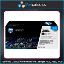 Toner Hp Q2670a Para Impresora Laserjet 3500, 3550, 3700