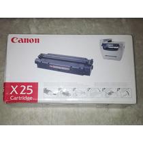 Toner X25 Cartridge- Canon