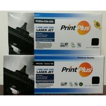 Toner Printplus Hp Cb435a Cb436a Ce278a Ce285a Canon 128