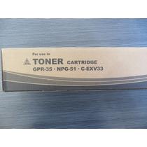 Toner Canon Gpr 35 Ir 2520/2525/2530