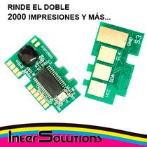 Chip Toner Samsung 101 Mlt-d101s Ml-2165 Scx-3405 2160