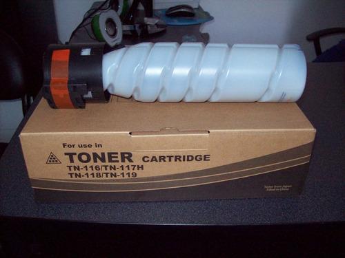 toner compatible konica minolta bizhub 184/185/215 tn-116