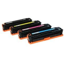 toner compatible  laser color cc530a/31/32/33
