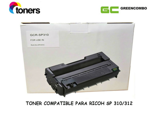 toner compatible para impresoras xerox ricoh lexmark, otros
