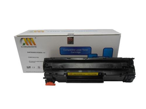 toner compatível cf 283a 283 hp laser m125 m127 (2339) *