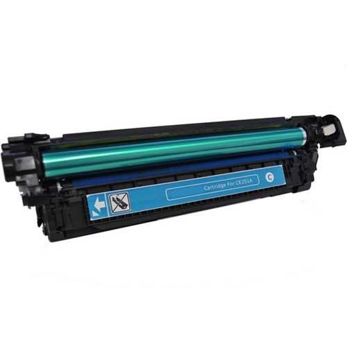 toner compativel hp ce401a ciano hp 500 color m551 m570 m575