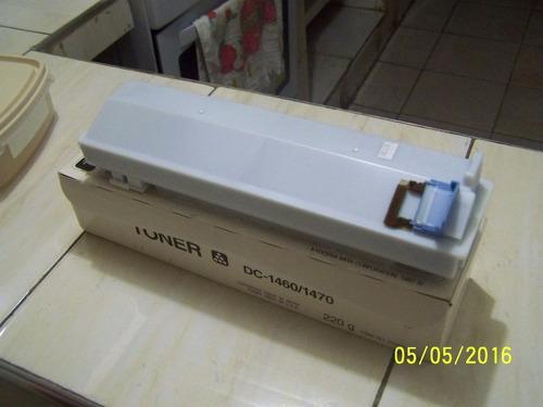 toner dc-1460/1470 marca kiocera mita 220g
