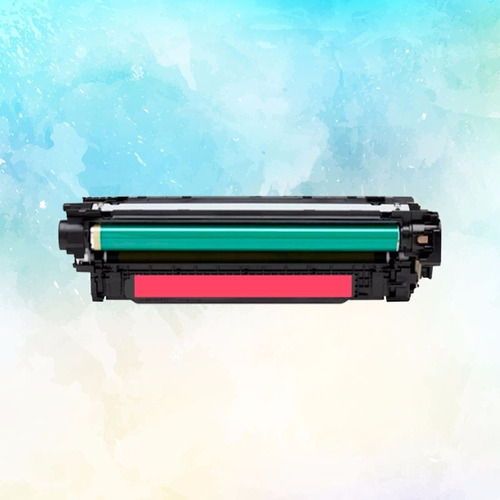 toner  genérico color ce253x / ce403x (504/507)