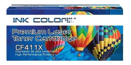 toner  genérico color cf411x (410x)