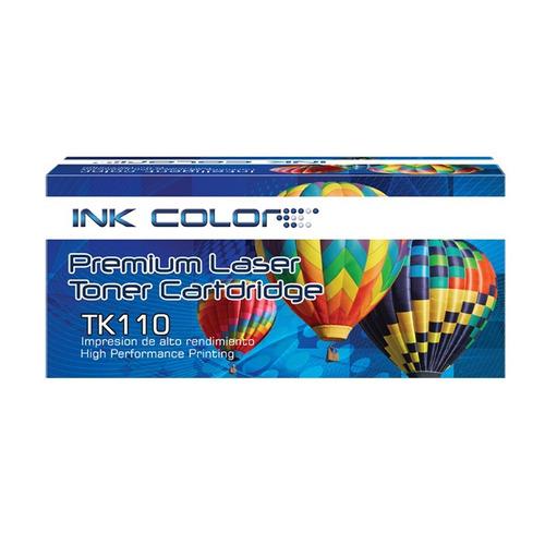 toner genérico compatible kyocera negro tk110