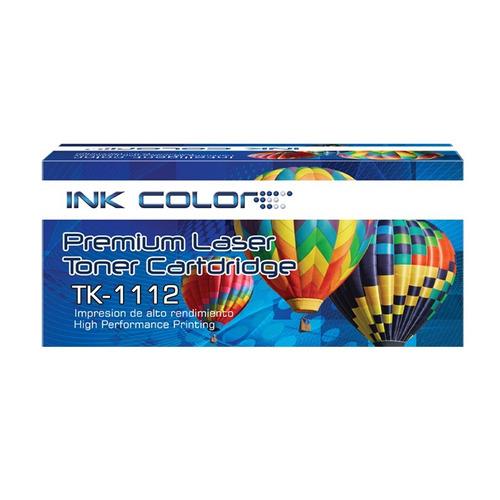 toner genérico compatiblekyocera negro tk1112