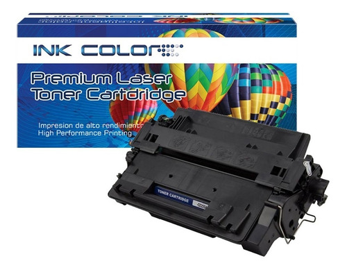 toner generico ink color ce255a 255a 55a / m521 m525 p3015