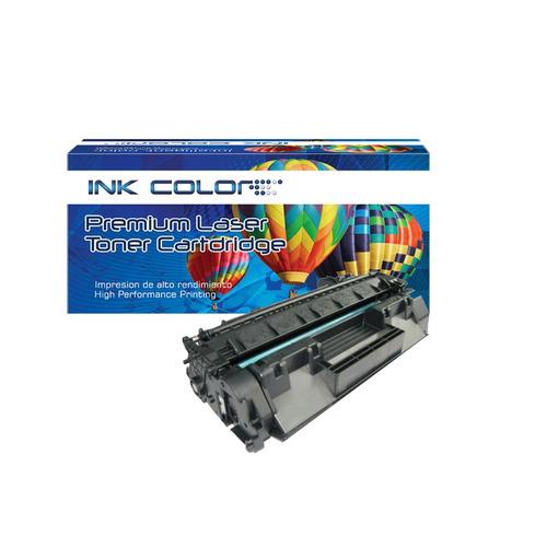 toner generico ink color ce505a 505a 05a / p2035/p2050/p2055