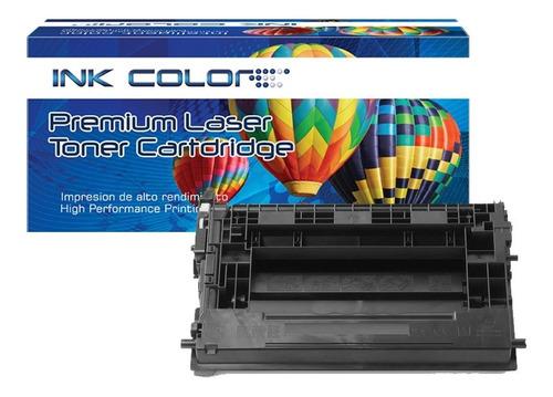 toner generico ink color cf237a m607dn m608dn m608x m609