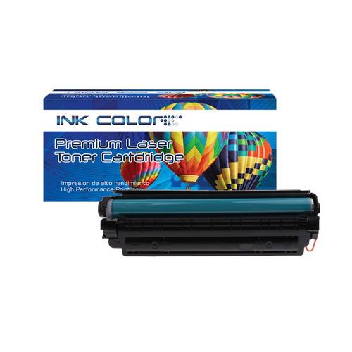 toner generico ink color cf283a 283a 83a / m125nw/127fn/127f
