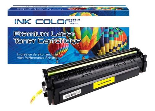 toner generico ink color cf502x 202x yellow m254dw/m281fdw