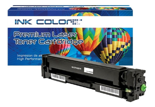 toner generico ink color cf511a 204a cyan m154/180/181