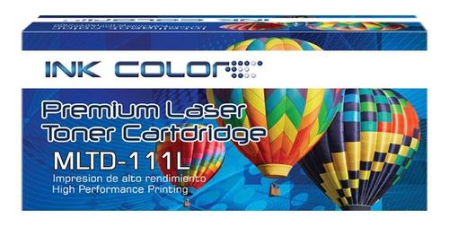 toner generico ink color sam mltd-111l m2020w/m2022w/m2070f