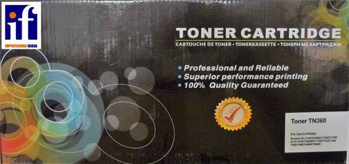 toner genérico para brother tn360  suministros fauca