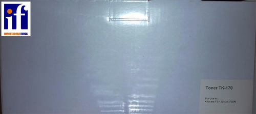 toner genérico para kyocera kt-170 suministros fauca
