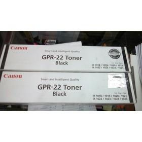 Toner Gpr22 Canon