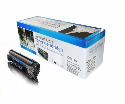 toner hp 12a q2612a compatible 1010 1012 1018 1020 tienda