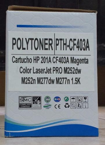 toner hp 201a laserjet pro m252dw m252n m277dw m277n color