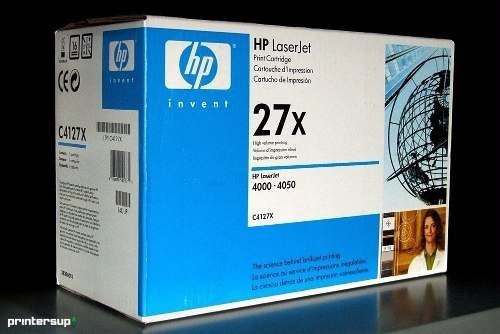 toner hp 27x original